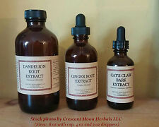 St. John's Wort Herbal Tincture Extract, 2, 4, 8 oz, Depression, SAD, Mood