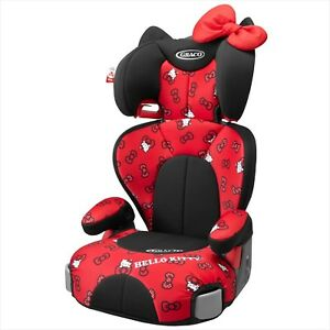 GRACO Car Safety Seats Hello Kitty Junior plus DX Long use specification NEW