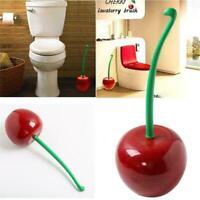 1pcs Creative Cherry Lavatory Brush Toilet Brush Home Brush Toilet Bet G1T0