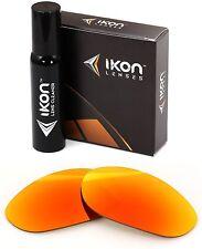 Polarized IKON Iridium Replacement Lenses For Oakley Twenty XX 2012 Fire Mirror