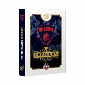2021 AFL Melbourne Demons Premiers Limited Edition Set (Ships Mid November)