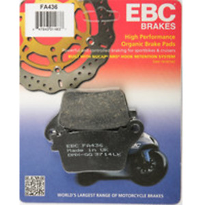 EBC HH Rear Brake Pads For Honda 2014 CBR1000RR Fireblade