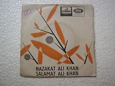 NAZAKAT ALI KHAN & SALAMAT ALI KHAN  sindh kafi HINDUSTANI CLASSICAL  EP 1968 EX