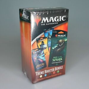 Magic The Gathering THEME BOOSTER BUNDLE Box *4 BOOSTER PACKS* Factory Sealed