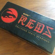 Bones Reds Precision Skateboard Bearings 608 8pk 854175000279