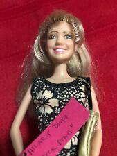 New ListingHilary Duff Rock Star Doll w/ Accessories - 2003 Playmates
