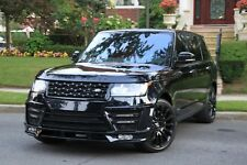 2014 Land Rover Range Rover Autobiography LWB 4x4 4dr SUV