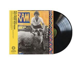 Pre-Order RAM (50th Anniversary Half-Speed Master SOLD OUT- LP Paul McCartney