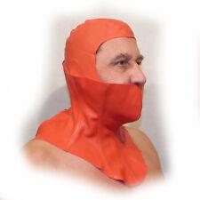 Latex Maske mit Kragen 2teilig 0,4 mm Mundcondom Size XL (1988)