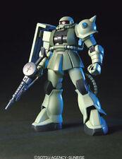 MS-06 Zaku II Mass Production Type GUNPLA HGUC High Grade Gundam 1/144 BANDAI