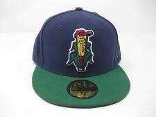 Cedar Rapids Kernels New Era Authentic 59FIFTY Fitted Hat Vintage 7 1/8 56.8cm