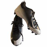 Nike Vapor UltraFly Keystone 2 Low Baseball Cleats Men's Size 7.5 Black 684698