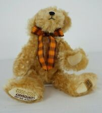 Merrythought Centenary bear 1902-2002