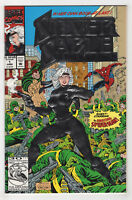 Silver Sable & the Wild Pack #1 (Jun 1992, Marvel) [Spider-Man] Embossed Foil X-