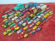 COLLECTION OF 63 VEHICLES IN METAL. IDEAL FOR RESTORATION. XX CENTURY.