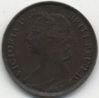 1891 Victoria Farthing***Collectors***High Grade***