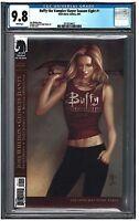 Buffy the Vampire Slayer Season Eight #1 CGC 9.8 (3/07) Dark Horse white pages