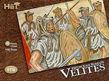 HAT 1/32nd Scale Ancient Roman Velites Plastic Soldiers Set 9118 New In BOX!