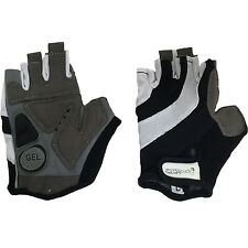 Pro Series Lycra Mesh with Eva Gel Padding Bike Cycling Gloves Size XS-2XL