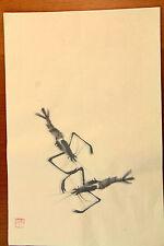 Papier de Riz Chinois-Lettre--Rice Paper-Reispapier-Papel Arroz-Carta Riso