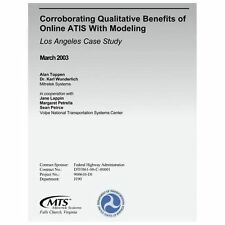 Corroborating Qualitative Benefits of Online ATIS with Modeling : Los Angeles...