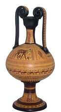 Ancient Greek Geometric Vase Vase Museum Replica Reproduction