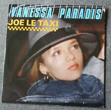 Vanessa Paradis, Joe le taxi / Varvara pavlovna, SP - 45 tours  import