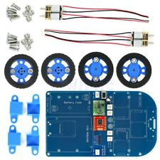 N20 Gear Motor Toy 4WD Bluetooth Controlled Smart Robot Car Kits for Arduino GE