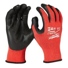 Milwaukee Cut Level 3 Nitrile Dipped Gloves (Large)
