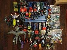 HUGE Transformers and Beast Wars Incomplete/For Parts Lot. 10lbs+