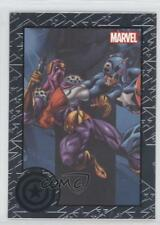 2012 Rittenhouse Marvel Greatest Battles #13 Captain America vs Baron Zero 0p3