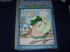 Vintage Becassine en apprentissage 1947  by Caumery French