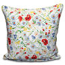 "100% Cotton Multi Flower Cushion Cover Pillow Case Sofa Home Decor in 16""18"" 20"""