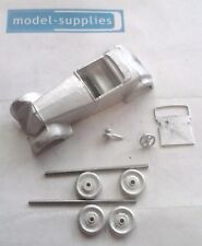 SLMC #42 Sports 2 seater roadster (copy of French Dinky 22A) white metal kit