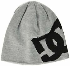 Dc Shoes Grand Étoile Bonnet Gris Heather Adultes 102812 Knfh