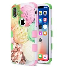 For iPhone XS Max 8 7 Plus Case Hybrid Heavy Duty Shockproof Protective Cover