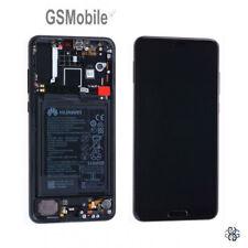 Original display pantalla completa LCD Touch marco bateria P20 Pro Clt-l29