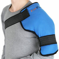 Large Flexible Gel Ice Pack Hot Cold Therapy for Shoulder Knee Back Pain Relief