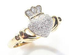 Diamond Love & Hearts Costume Rings