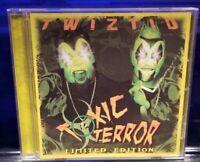 Twiztid - Toxic Terror CD insane clown posse blaze ya dead homie boondox r.o.c.