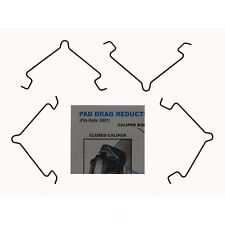 Brake Pad Drag Reduction Clip Front Carlson 18337