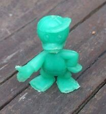 "1960´s VTG MEXICAN CEREAL PREMIUMS GREEN FIGURE ""LOUIE"" DONALD DUCK´S NEPHEW"