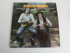 Neerlands Hoop 28 liedjes van Bram & Freek 1975 2 LP Combined Shipping Option !