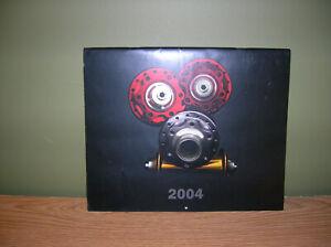 Chris King 2004 Calendar Very Cool! Take A Look!
