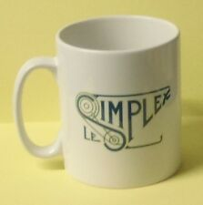 SIMPLEX RETRO 10oz  COFFEE/TEA MUG UK P&P FREE