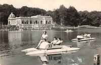 STATION THERMALE de BAGNOLES-de-L'ORNE - Casino du Lac et les Pédalos