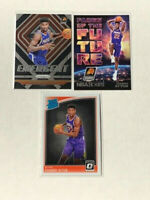 DEANDRE AYTON (3) Rookie Cards Lot - $$$ - No Duplicates - Phoenix Suns