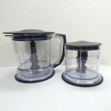 Ninja Master Prep Pro Blender 40oz 5cup & 16oz 2cup Replacement Pitchers Blades