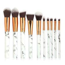 10 PCS Kabuki Make-up Brush Foundation Blusher Face Powder Brushes Pencil Brush
