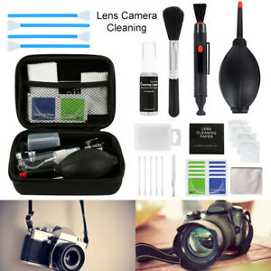 46pcs/set Cleaning Kit Sensor DSLR Lens Digital Camera Cleaner Kit DKL-20//